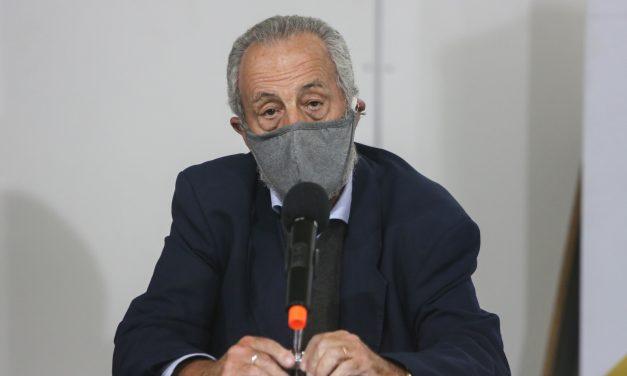 """Fernández Galeano: """"La actividad económica no puede seguir de la misma manera como si no hubiera pandemia"""""""