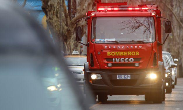 Bomberos advierte por riesgo de artefactos de calefacción: en 2020 hubo 49 fallecidos en incendios