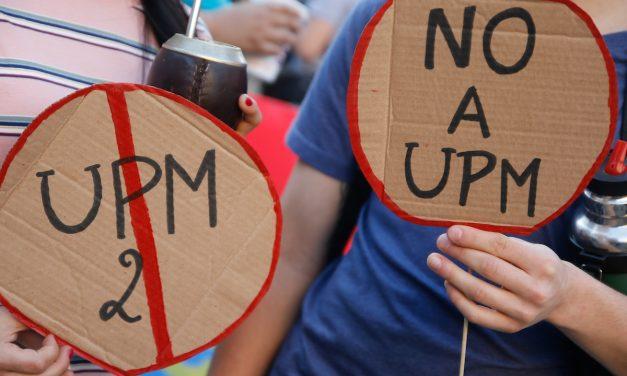 """""""Movimiento por un Uruguay Sustentable"""" apelará fallo judicial que desestimó su denuncia a UPM2"""