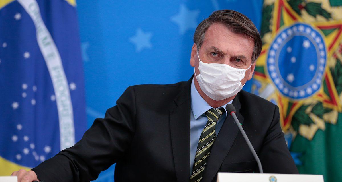 Brasil recibió 120 mil dosis de la vacuna china CoronaVac