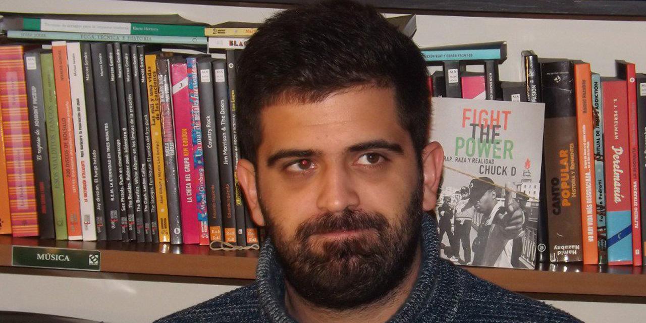 """Camilo Abellá: """"Hay una incertidumbre rara, es desmoralizante"""""""