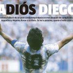 La tregua por la muerte de Diego Maradona: La columna de Ignacio Quartino