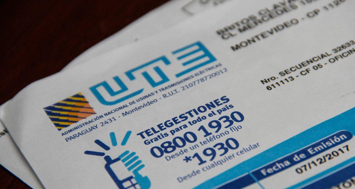 UTE mantendrá su atención al cliente cerrada hasta el 16 de mayo
