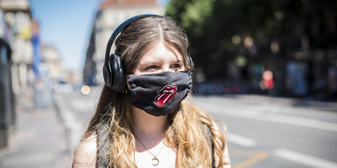Jóvenes y responsabilidad en pandemia