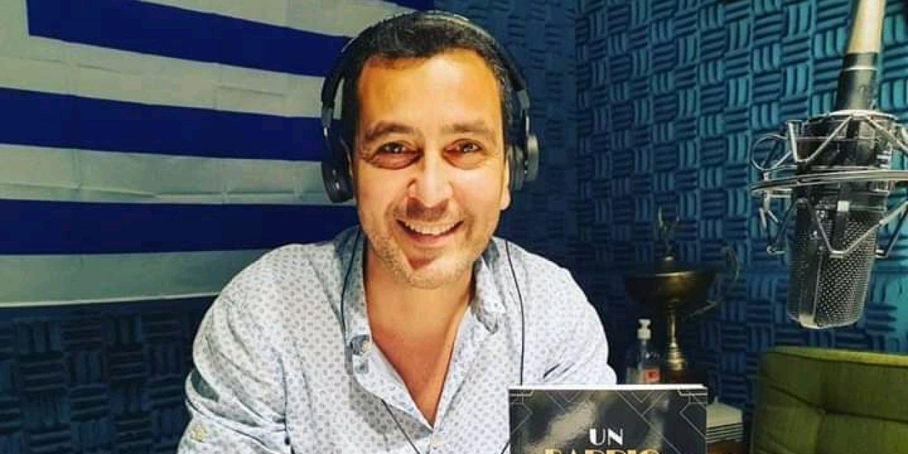 """""""Mucha gente no conoce la historia de su barrio"""", dijo el docente Gerardo Pérez"""