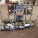 Prefectura de Salto incautó mercadería con un valor de $2.000.000
