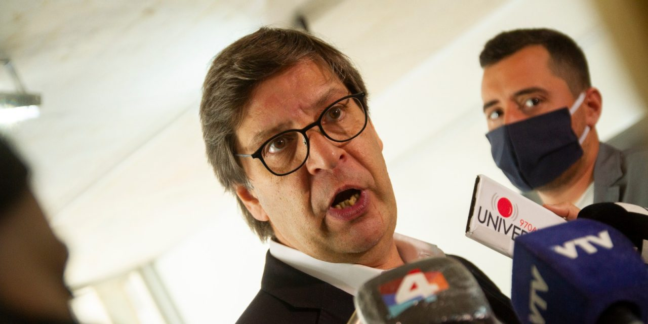 "Miranda manifestó preocupación por ""extranjerización"" y ""ataque"" a Antel en ley de medios"