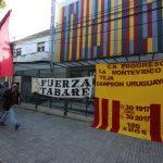 """Vázquez en homenaje de Progreso: """"Es una hermosa y larga historia de cariño a esta institución"""""""