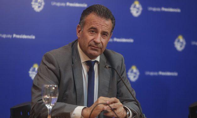 """Daniel Salinas dijo que en la primavera """"Uruguay va a estar en un resurgir de la sociedad"""""""