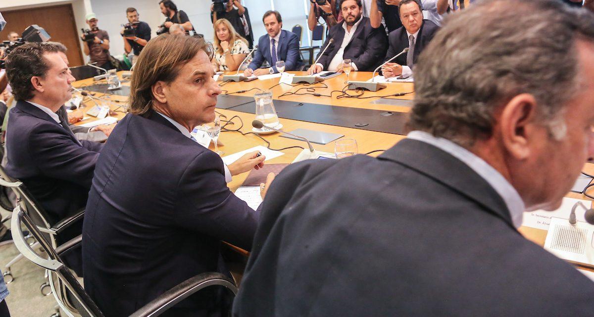 Lacalle Pou convocó a un Consejo de Ministros este miércoles por la pandemia