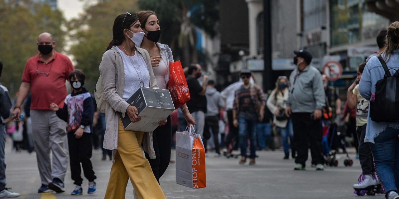 Coronavirus en Uruguay: hubo cinco fallecidos y 497 nuevos casos