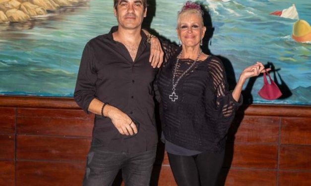 Con protocolo estricto, Valeria Lynch festejó su cumpleaños en Uruguay