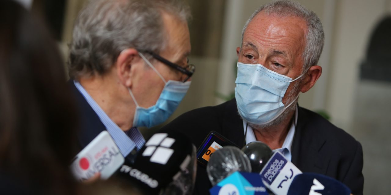 Fernández Galeano destacó el acuerdo con laboratorios pero pidió conocer el cronograma de entrega de vacunas