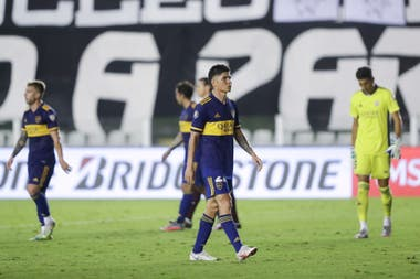 Boca no estuvo a la altura, fue goleado y acumula otra dura frustración en la Copa