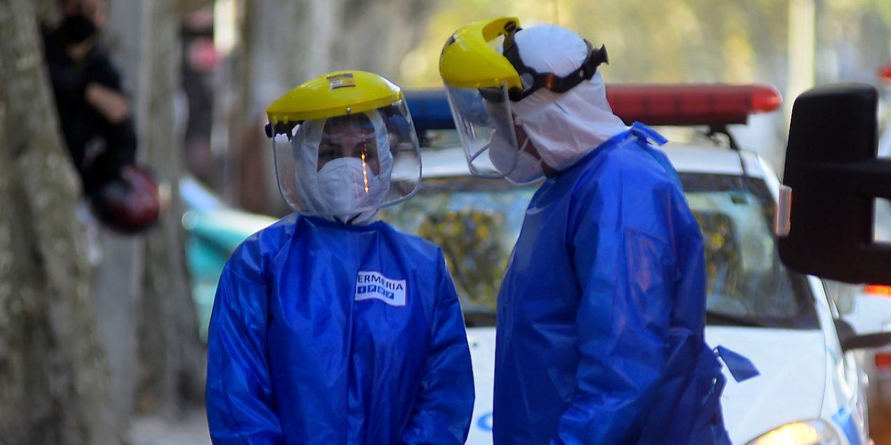 Uruguay superó los 600 muertos por covid-19: hay 71 pacientes en CTI