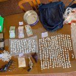 Fueron incautados 864 envoltorios de droga en el barrio Bella Italia