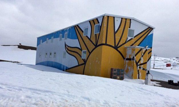 """Se registró un sismo en la Antártida de 7,1: """"Todos los uruguayos se encuentran en buenas condiciones"""""""