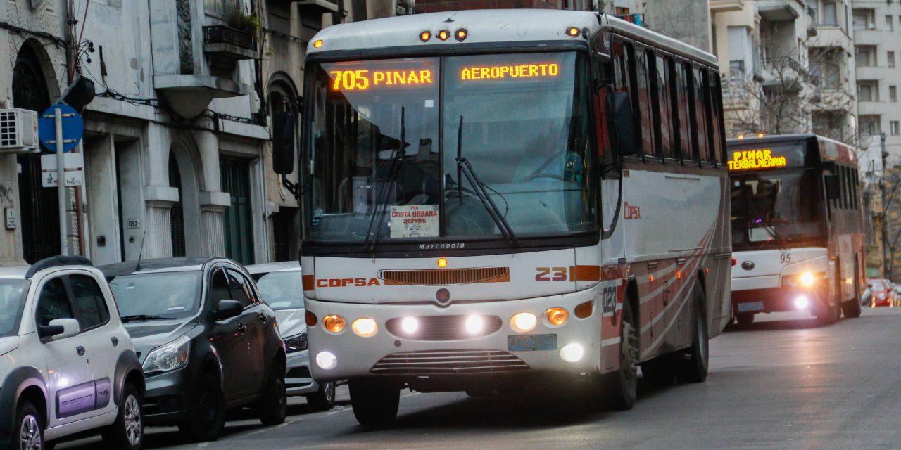 Interdepartamentales, taxis y servicio de cooperativas harán paro de 24 horas