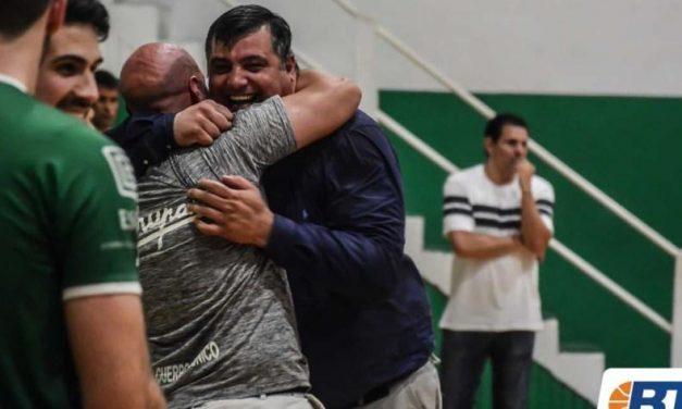 """Esteban Yaquinta: """"Queremos a Caffaro, si está libre es uno de los extranjeros que puede llegar a venir"""""""