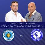 Montevideo City Torque se enfrenta a Cerro Largo por la décima fecha del Torneo Clausura