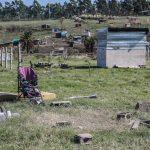 """""""Los asentamientos crecen a una velocidad distinta a la del gobierno para dar respuesta"""", aseguró la ministra Moreira"""
