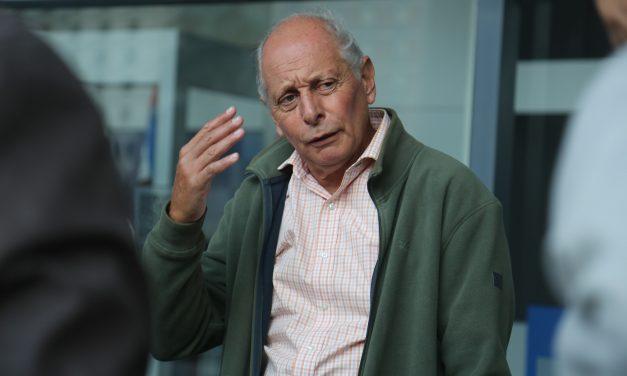 """Salle: """"El GACH no tiene realidad institucional constitucional, es un invento político"""""""
