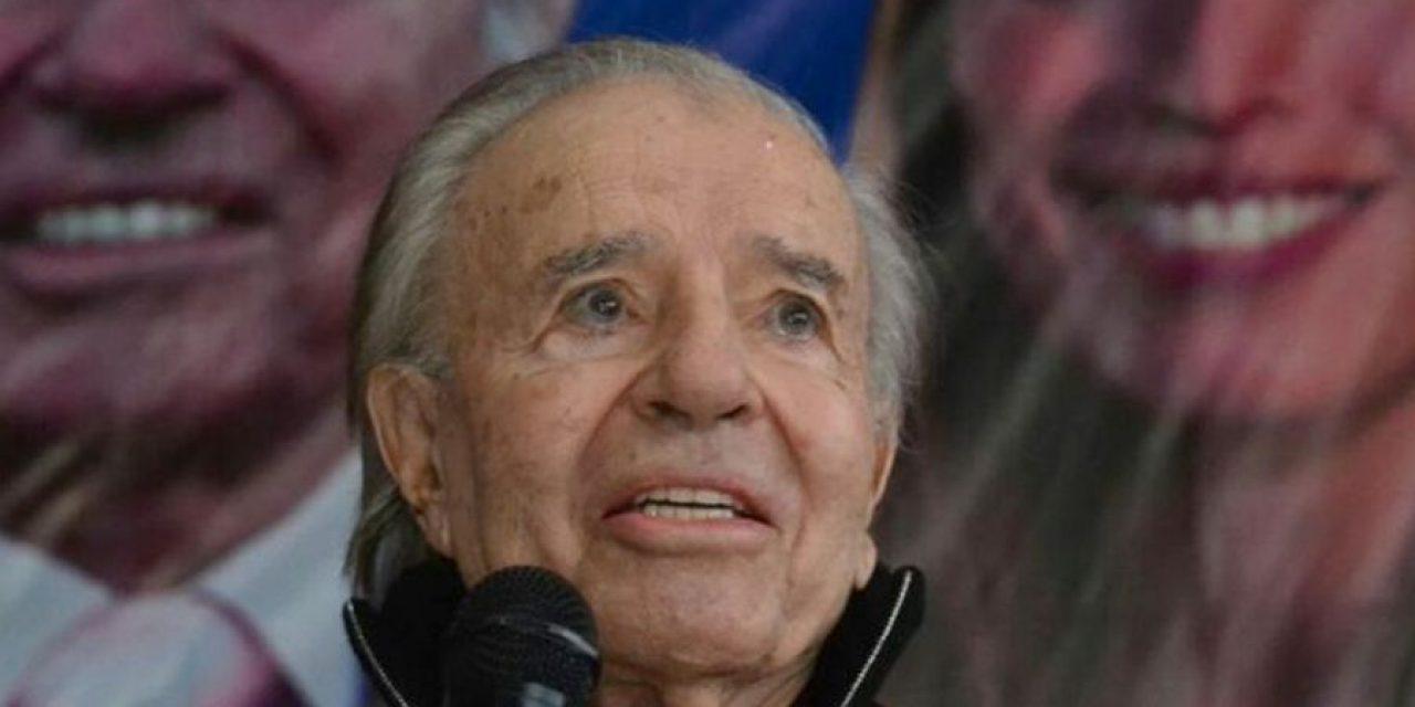 El legado de Carlos Menem y la transformación del Peronismo