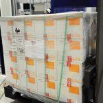 Llegaron al laboratorio de la Lucha Antituberculosa las dosis de Sianovac