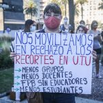 Trabajadores de UTU  reclaman por cambios en las condiciones laborales