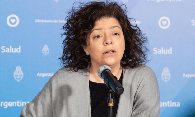 Argentina: Carla Vizzotti asume como ministra de Salud tras escándalo con vacunación privilegiada
