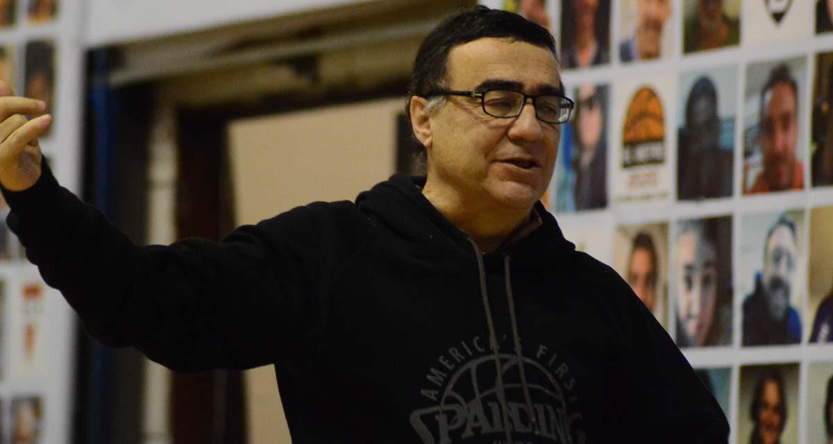 Falleció el entrenador de básquetbol Javier Espíndola