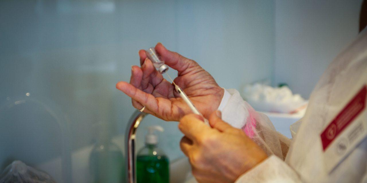 Se habilitó agenda para vacunación de personas de entre 71 a 79 años