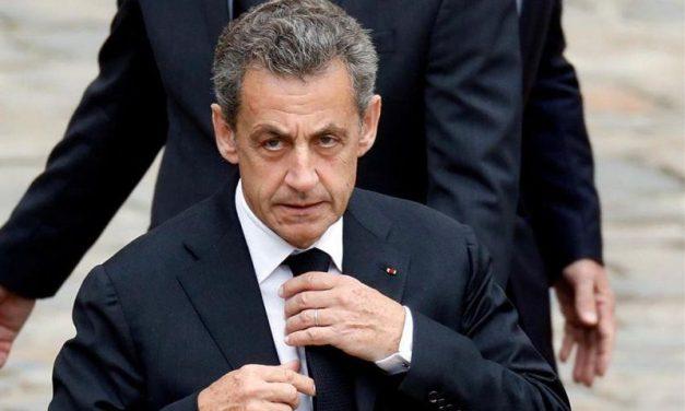 Francia: el expresidente Nicolás Sarkozy fue condenado a tres años de cárcel