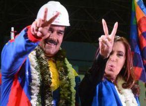 El guiño de Alberto Fernández a Maduro y las injerencias de Kirchner: la columna de Ignacio Quartino
