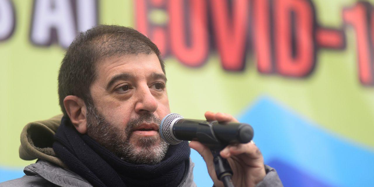"""Pereira: sanción a profesores fue una """"salvajada"""" porque """"a los docentes se los cuida, no se los persigue"""""""