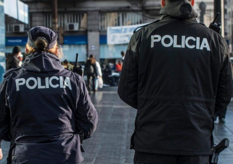 Violencia policial y política de seguridad del gobierno