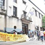San José: Docentes se manifestaron en apoyo a profesores sancionados