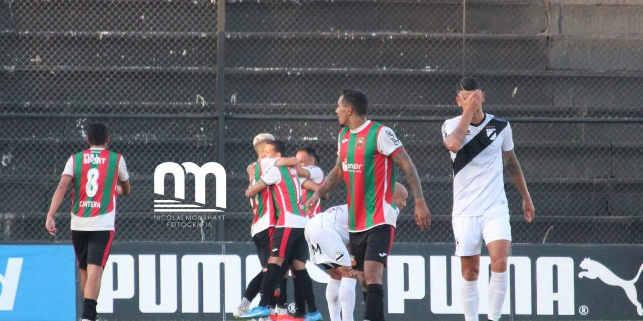 Danubio empató con Deportivo Maldonado y descendió