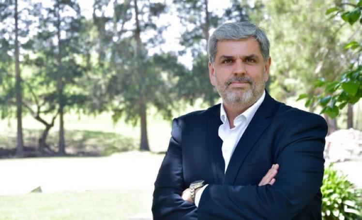 """Evaristo González: """"Desde Salud Pública nos autorizan a jugar mañana mismo con los jugadores que den negativo al test de antígenos"""""""