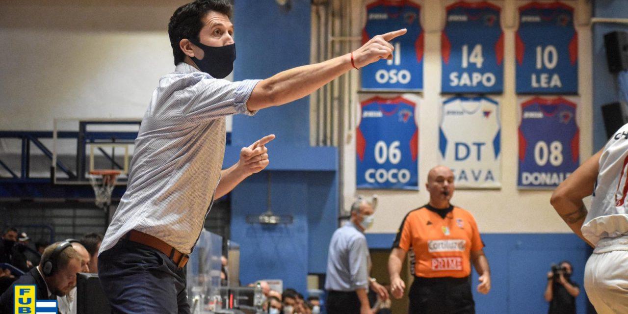Leo Zylbersztein: «La idea desde el inicio fue insistir en el ritmo de juego e incorporar los jugadores nuevos rápidamente»