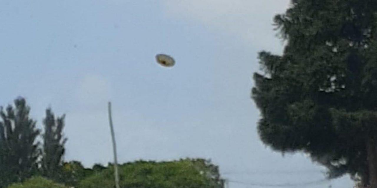 """Investigarán la imagen de un """"objeto volador no identificado"""" que aportó un funcionario municipal de Maldonado"""