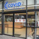 Ocupación de CTI está en un 78,5%, con 557 pacientes con coronavirus