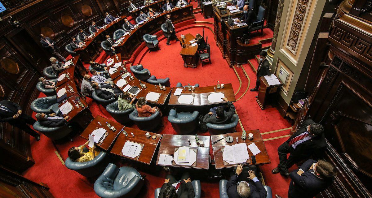 Senado aprobó en general la Rendición de Cuentas; seguí en vivo la discusión que continua en esta jornada