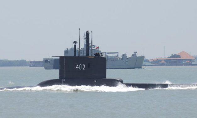 Indonesia: Hallaron submarino desaparecido y confirmaron fallecimiento de sus 53 tripulantes