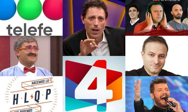 Sebastián Almada ocupará el lugar de Sonsol en La peluquería de Don Mateo y Canal 4 sin programas de Telefe