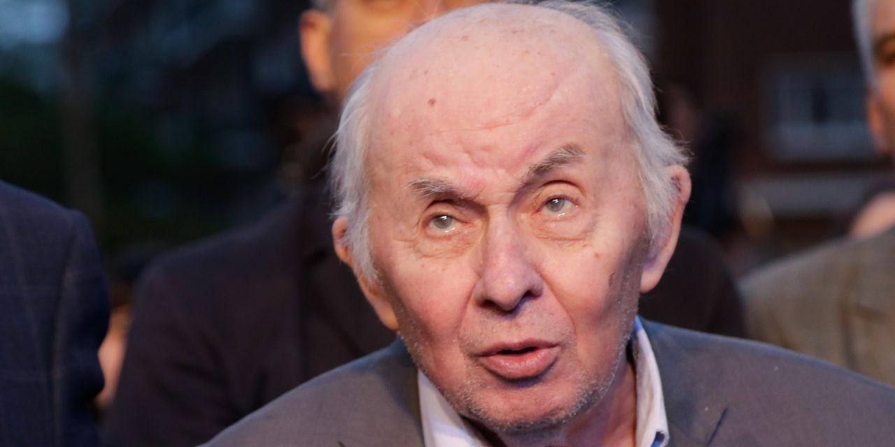Falleció el exvicepresidente Gonzalo Aguirre a los 81 años