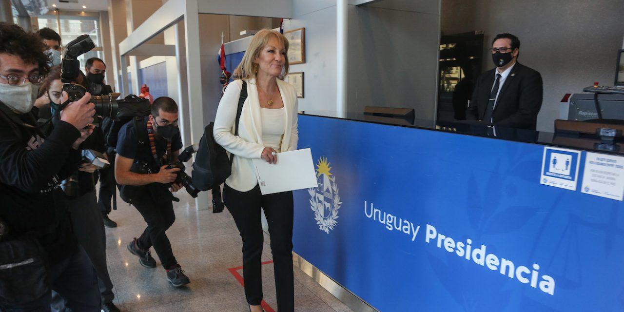 Diálogo: el presidente Lacalle recibirá el martes a los intendentes del Frente Amplio
