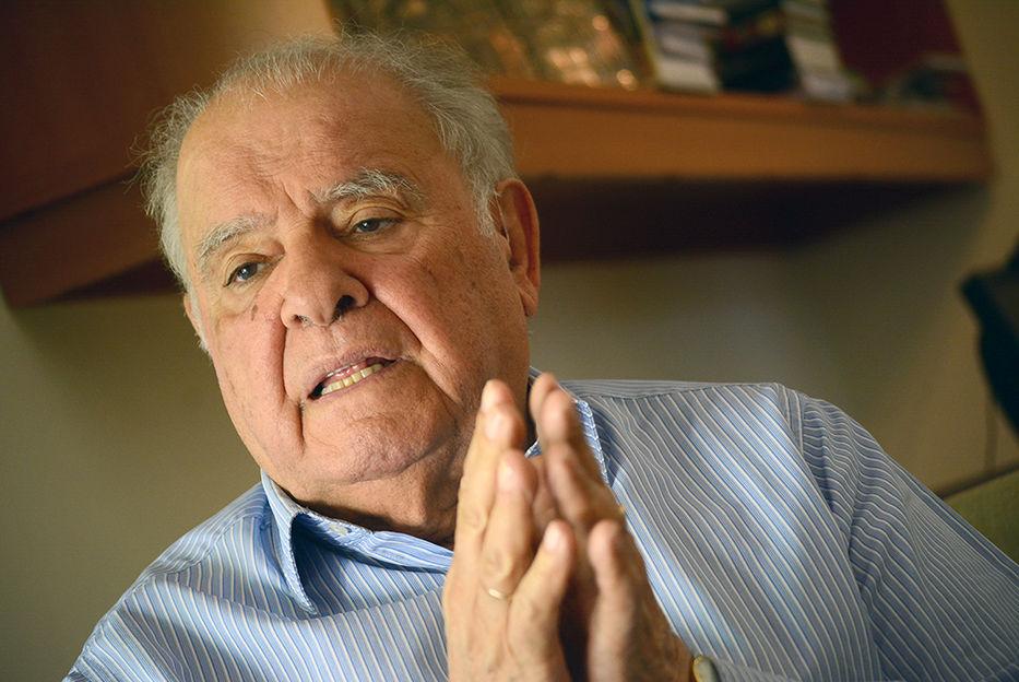 Excanciller Enrique Iglesias planteó crear comisión multipartidaria para analizar el sistema previsional uruguayo