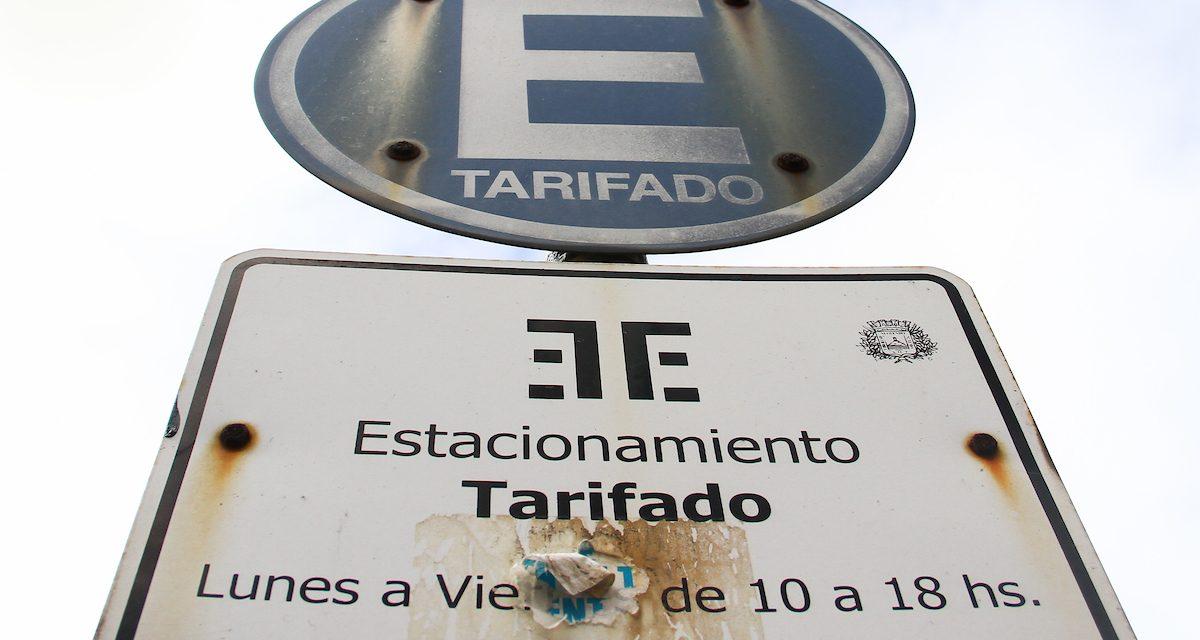 Edil nacionalista solicita que se suspenda el cobro del estacionamiento tarifado