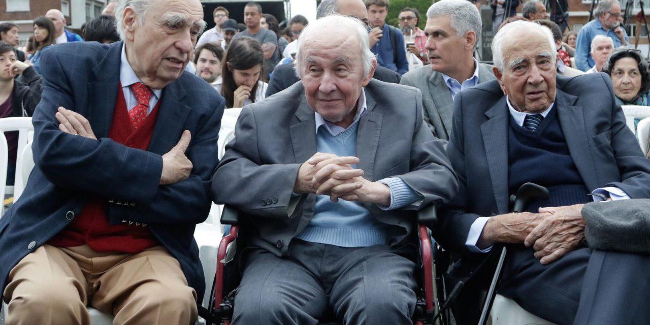 "Lacalle Pou: ""Gonzalo Aguirre fue un referente político imprescindible"""